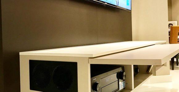 The Media Room AV Cabinet