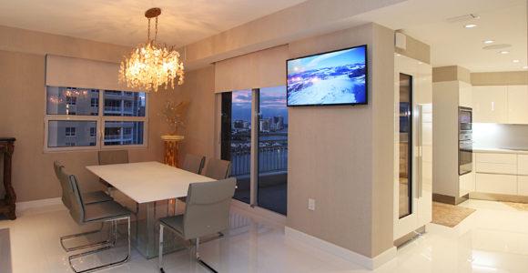 Dinning Room Audio System