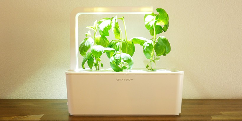 Click and Grow Smart Plant Pot