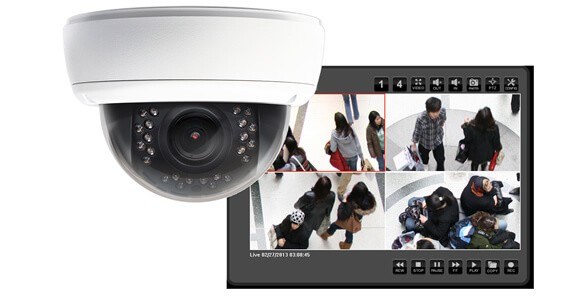 video surveillance and security