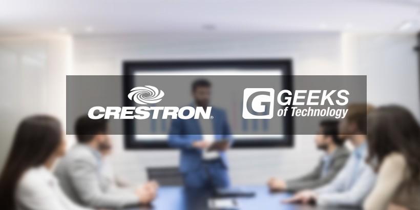 Crestron and GeeksFL