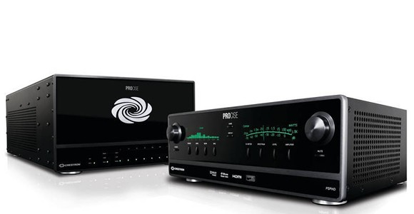 crestron audio