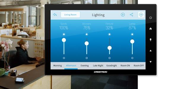 restaurant lighting controls