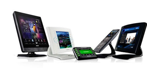 crestron phone systems
