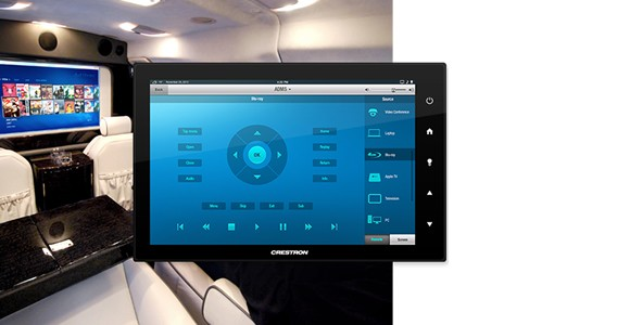 intuitive touch panels
