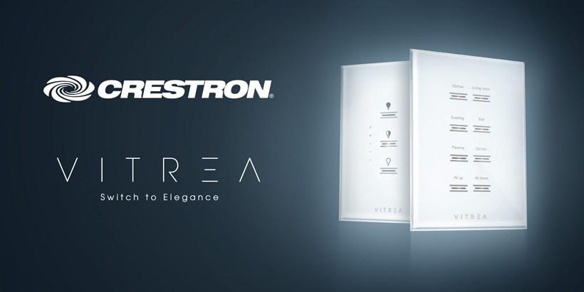 Crestron Vitrea Keypad