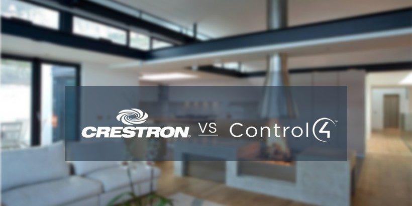 Crestron vs Control4