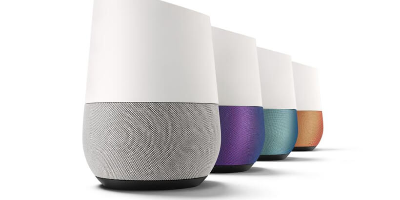 google home colors