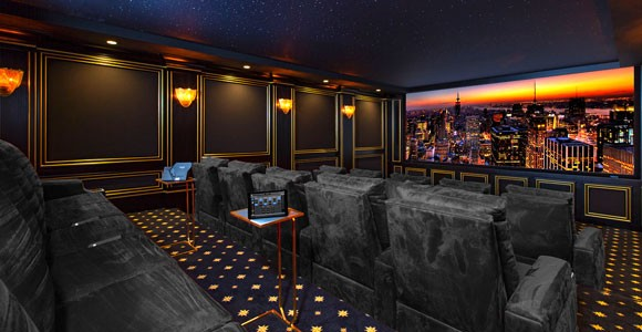 fabulous home theater design - Home Theater Design