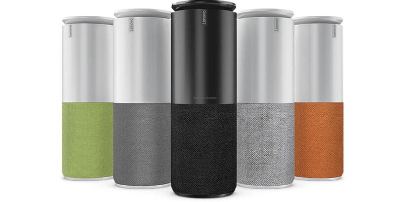 lenovo smart assistant colors
