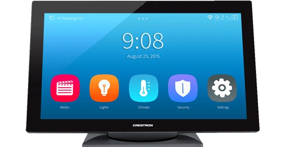 lighting touch panel