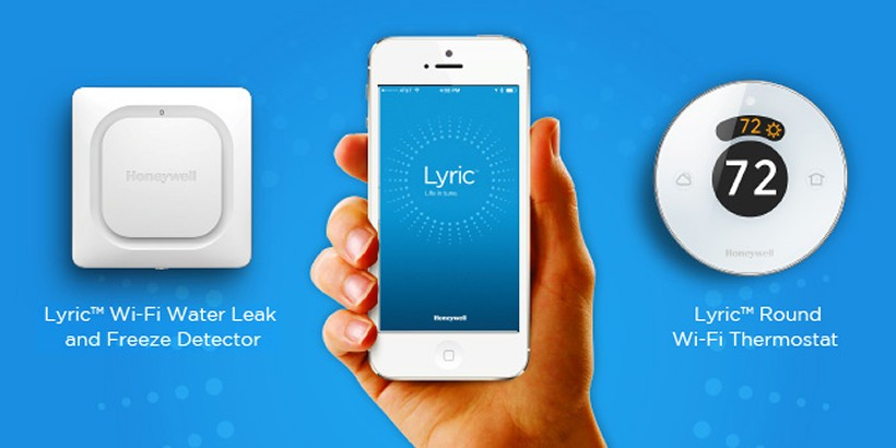Lyric Water Leak Sensor