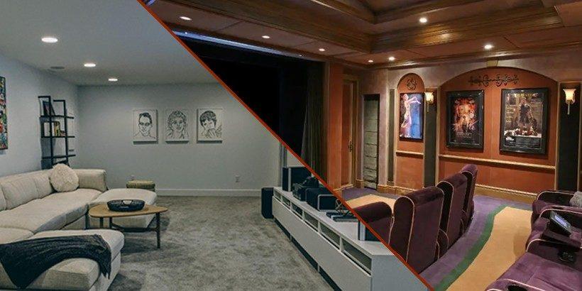 Home Theater vs Media Room