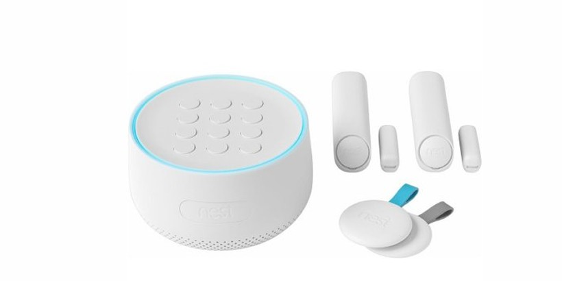 Nest Secure Alarm and Motion Detector