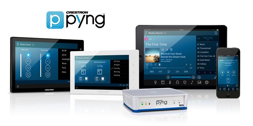 Crestron Pyng Hub