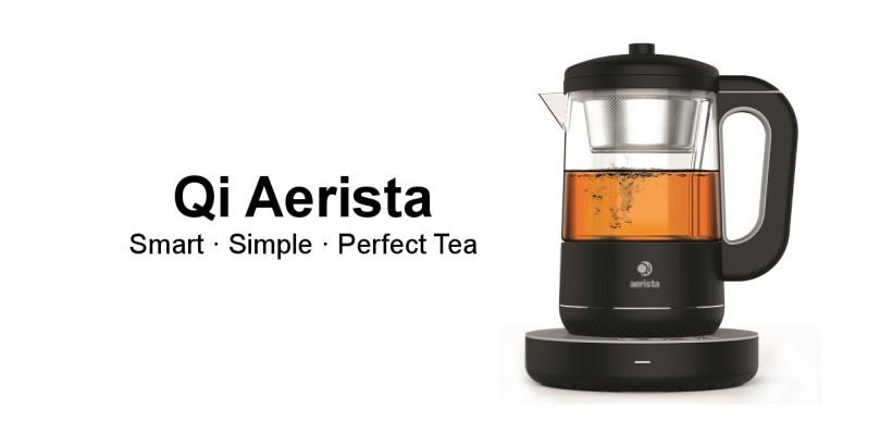 Qi Aerista Smart Teapot