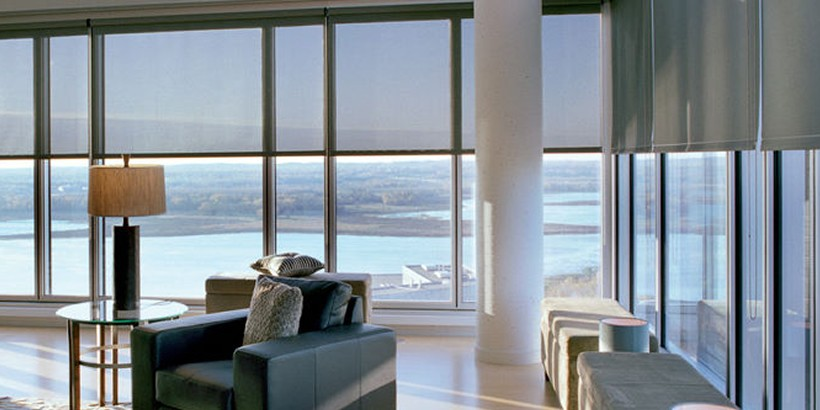 Roller Motorized Shades