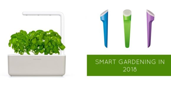 Smart Gardening Devices 2018