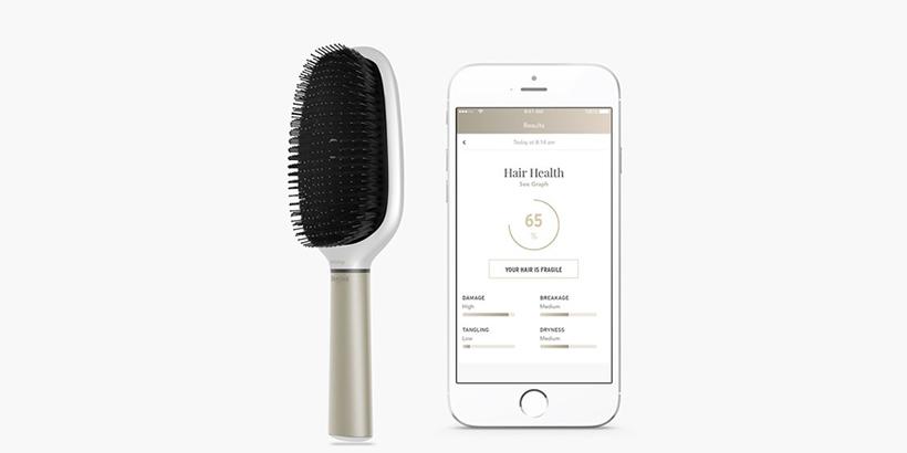 Smart Hair Brush