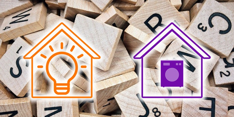 Smart Home Terms and Vocabulary
