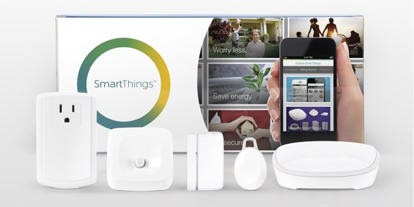 SmartThings Control