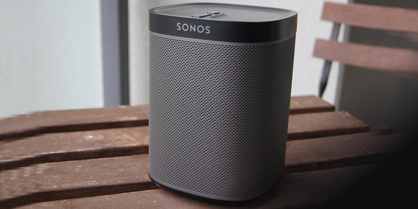 sonos play:1 gray