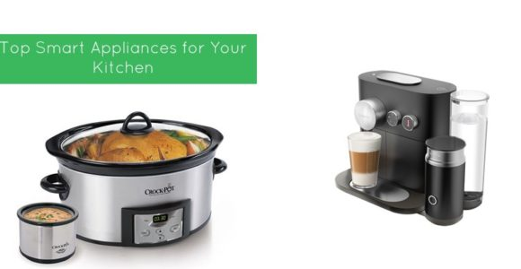 Top Kitchen Smart Appliances