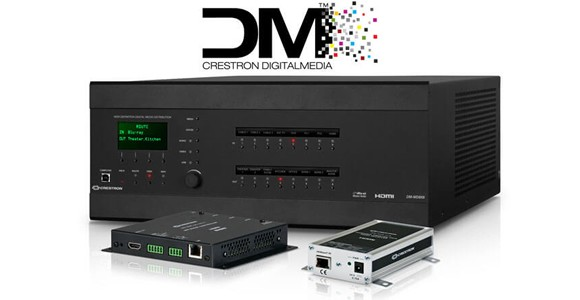 crestron-video-distribution-system